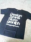 graniphのTシャツ