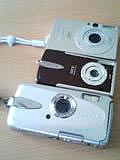新旧デジカメサイズ比較